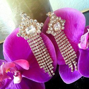 Super GLAM Vintage Earrings